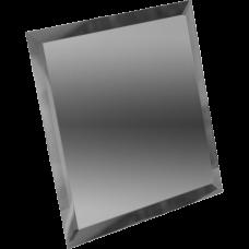 Потолочная зеркальная плитка Графитовая