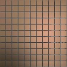Зеркальная мозаика Бронза Мат | Чип 25