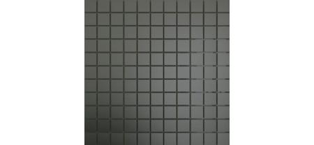 Зеркальная мозаика Графит Мат   Чип 25