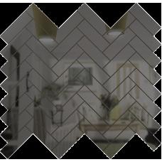 Зеркальная мозаика Графит ЕЛКА