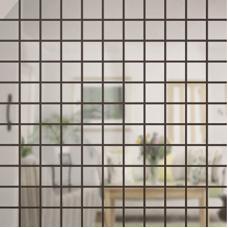 Зеркальная мозаика Серебро   Чип 25