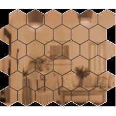 Зеркальная мозаика Бронза СОТА